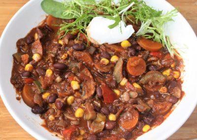 Black Bean Chilli