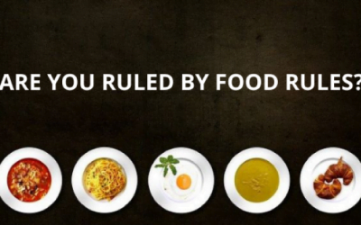 Are you ruled by food rules?
