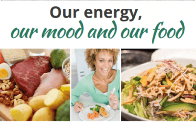 Our Energy, Our Mood, and our Food